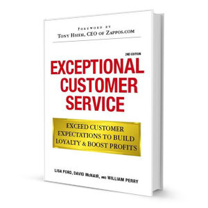 Exceptional Customer Service Lisa Ford